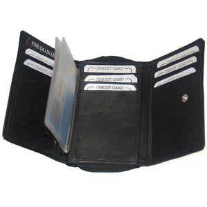 Men's Wallets 539-[Marshal wallet]- leather wallets