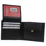 Genuine leather wallet 59 BK