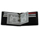 Money Clip 62-[Marshal wallet]- leather wallets