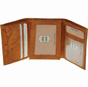 Men's Wallet 71 2755 CF-[Marshal wallet]- leather wallets