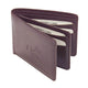 Men's Wallets 90096-[Marshal wallet]- leather wallets