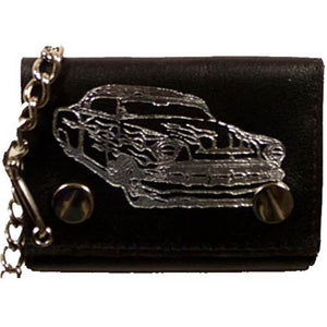 Chain Wallet 946 30-[Marshal wallet]- leather wallets