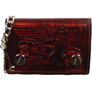 Chain Wallet 946 33-[Marshal wallet]- leather wallets