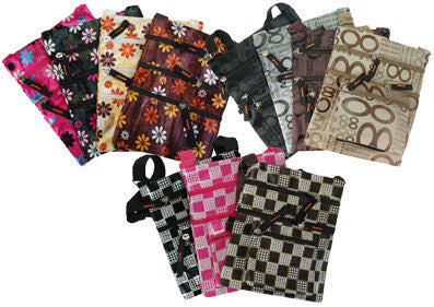 100 Assorted Pieces (Cross Body Bags)