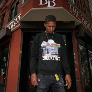 Bellargo pays homage to 'Brooklyn' with our latest collaboration: Hello Brooklyn