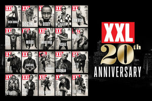 XXL Celebrates 20th Anniversary With 20 Special Edition Covers