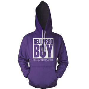 """Bellargo Boy"" Lightweight Fleece Pullover (MORE COLORS AVAILABLE)"