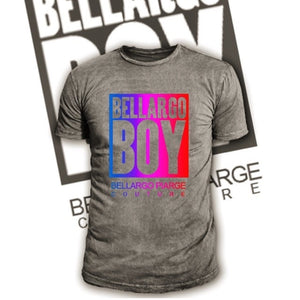 """Bellargo Boy Ombré"" Crew Neck T-shirt (MORE COLORS AVAILABLE)"