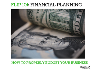 Flip 101: Financial Planning Consultation
