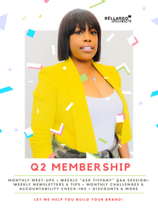 Quarter Two Membership: April - June