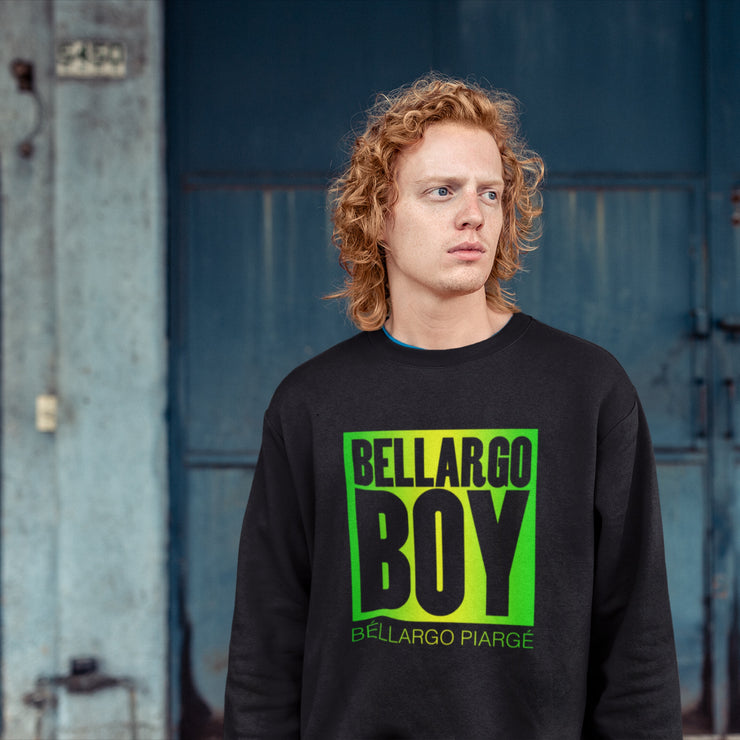 """Bellargo Boy Ombré"" Fleece Crew"