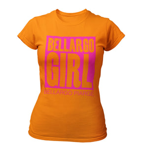 """Bellargo Girl"" Crew Neck T-Shirt (MORE COLORS AVAILABLE)"