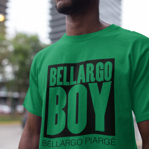 """Bellargo Boy"" Crew Neck T-shirt (MORE COLORS AVAILABLE)"