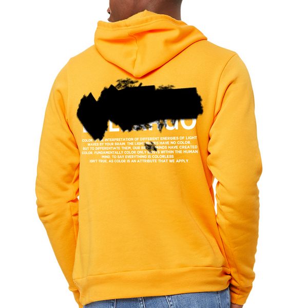 """Color Theory"" Unisex Fleece Pullover (MORE COLORS AVAILABLE)"