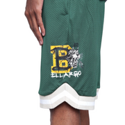 """Panther Varsity"" Unisex Ball Shorts"