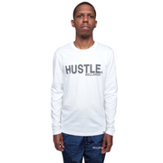 """Hustle"" Unisex Long Sleeve"