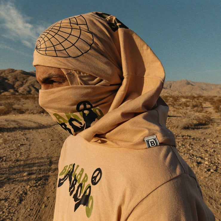 "Desert Storm ""Peace"" Long Sleeve"