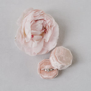 Ringbox | Pale Peach