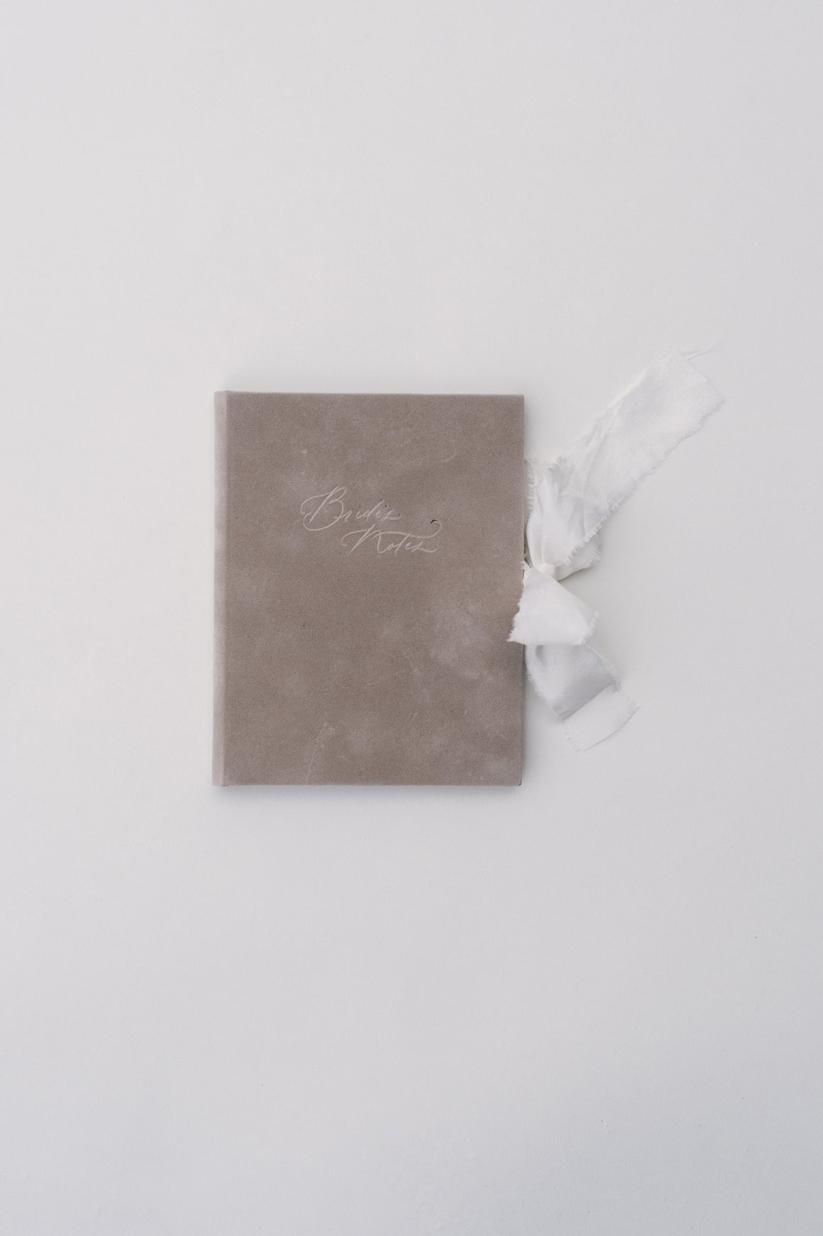 Note book | Velvet Grey