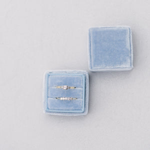Ringbox | Baby Blue