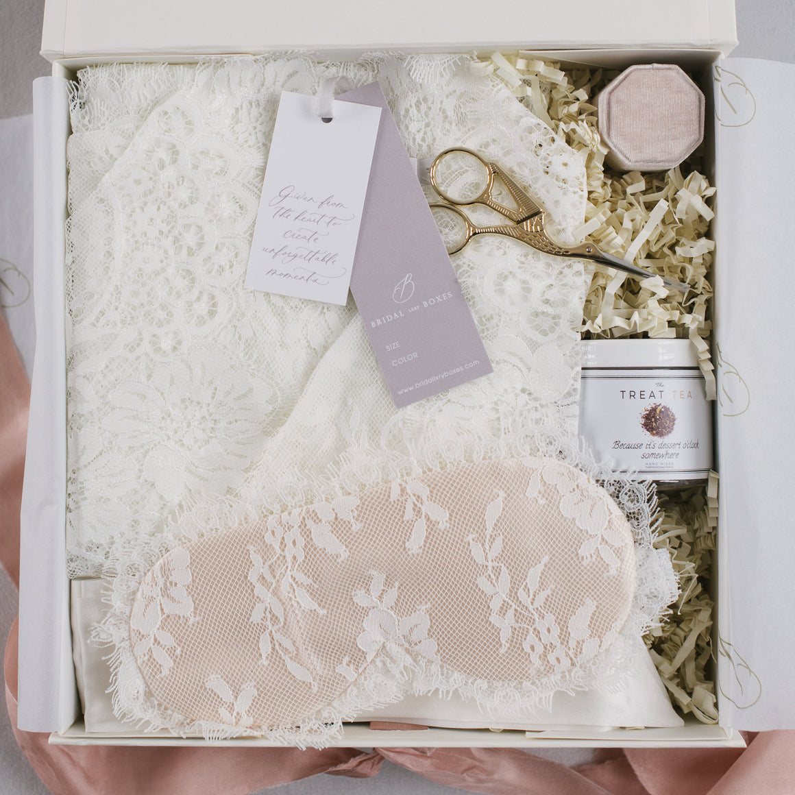 Bridal Box | Pampering