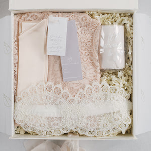 Bridal box | Blushing Swan