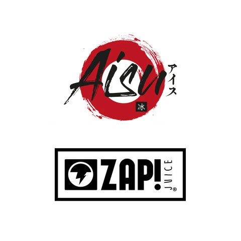All Zap! and Aisu E-Liquids