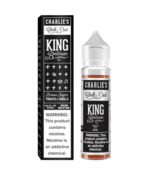 Charlies Chalk Dust King Bellman Tobacco