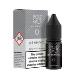 Pod Salt Ice Menthol Nic Salt