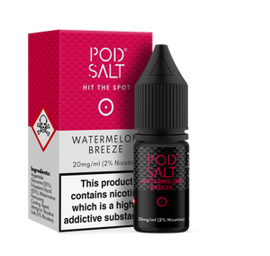 Pod Salt Watermelon Breeze Nic Salt
