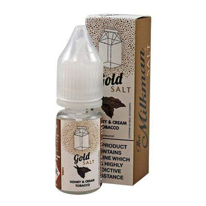 The Milkman Gold Tobacco Nic Salt