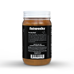 Duck Bone Broth-Traditional Flavor - Fatworks: The Defenders of Fat!