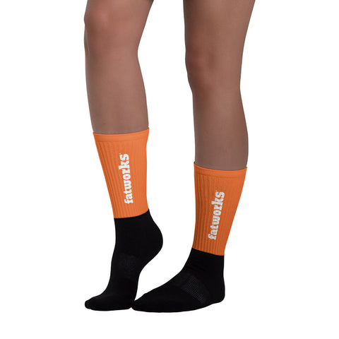 Orange You Glad We Make Socks