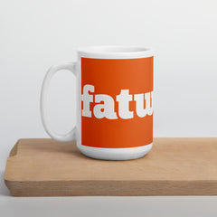Fat Orange Mug - Fatworks