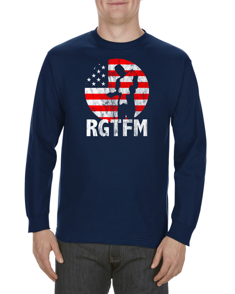Long Sleeve All American - RGTFM