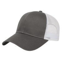 Fishing Machine Hat - Mesh Back with Snap Closure