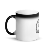 Taylor House Matte Black Magic Mug