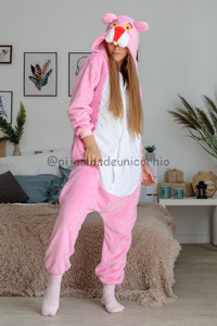 Pijama de personagens adulto