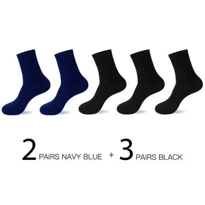 a-b-kicks - Navy Blue 5 pack - a.b. kicks -