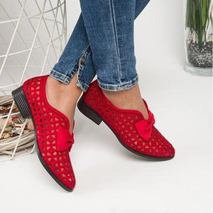 Cutout Loafers - a.b. kicks