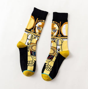 a-b-kicks - Star Wars Socks - a.b. kicks -
