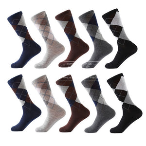 a-b-kicks - Men's Dress Socks 10 Pack - a.b. kicks -