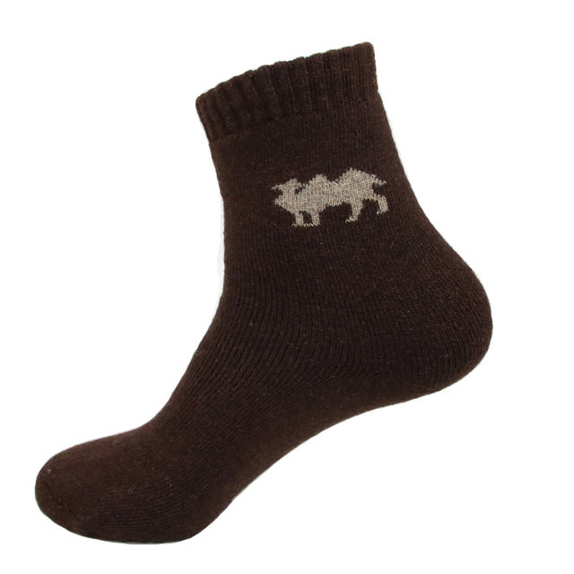 a-b-kicks - Men's Wool Socks - a.b. kicks -