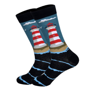 a-b-kicks - Men's Crazy Socks Animal Edition - a.b. kicks -
