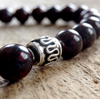 Men's Oxblood Bracelet - 8mm - TesoroDelSol