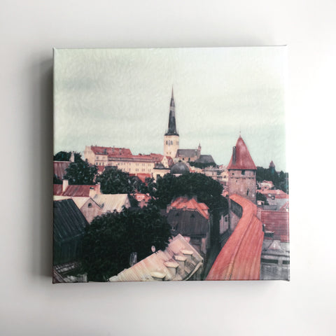 Tallinn - Canvas Block