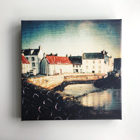 East Neuk of Fife - Canvas Block