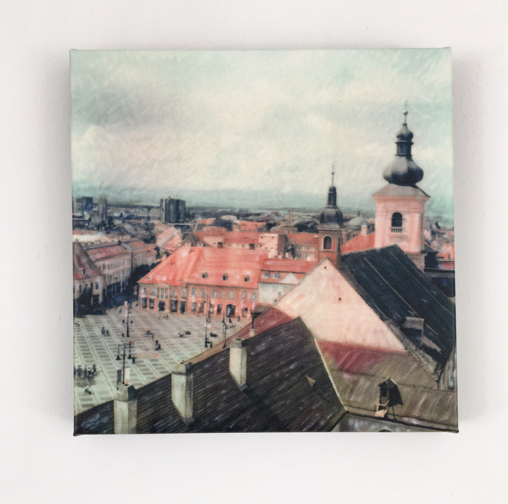 Sibiu - Canvas Block