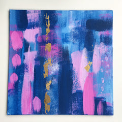 Colour Dance 2 - 8 x 8 Inches