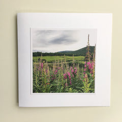 Greetings Cards - Two - Scottish Landscape